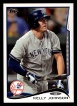 2014 Topps #504  Kelly Johnson  Front Thumbnail
