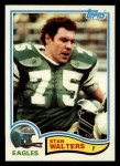 1982 Topps #459  Stan Walters  Front Thumbnail
