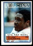 1983 Topps #14  William Andrews  Front Thumbnail