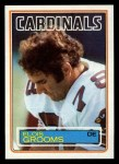 1983 Topps #157  Elois Grooms  Front Thumbnail