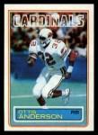 1983 Topps #153  Ottis Anderson  Front Thumbnail
