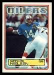 1983 Topps #279  Gifford Nielsen  Front Thumbnail