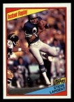 1984 Topps #197   -  Steve Largent Instant Reply Front Thumbnail