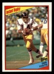 1984 Topps #180   -  Dan Fouts Instant Reply Front Thumbnail