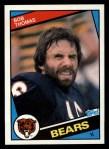 1984 Topps #234  Bob Thomas  Front Thumbnail