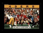 1985 Topps #148   -  Wendell Tyler / Roger Craig / Ronnie Lott / Keena Turner / Dwaine Board / Riki Ellison 49ers Leaders Front Thumbnail