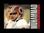1985 Topps #187  Calvin Muhammad  Front Thumbnail