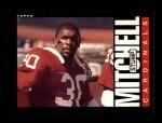 1985 Topps #144  Stump Mitchell  Front Thumbnail
