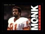 1985 Topps #185  Art Monk  Front Thumbnail