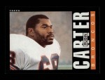 1985 Topps #236  Rubin Carter  Front Thumbnail