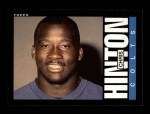 1985 Topps #263  Chris Hinton  Front Thumbnail