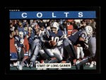 1985 Topps #258   Colts Leaders Front Thumbnail