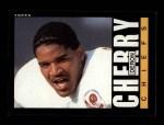 1985 Topps #274  Deron Cherry  Front Thumbnail