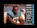 1985 Topps #318  Dwight Stephenson  Front Thumbnail