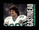 1985 Topps #337  Mark Gastineau  Front Thumbnail