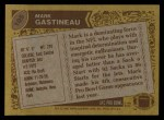 1986 Topps #105  Mark Gastineau  Back Thumbnail