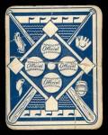 1951 Topps Blue Back #28  Harry Brecheen     Back Thumbnail