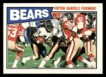 1987 Topps #43   Bears Leaders Front Thumbnail