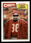1987 Topps #164  Carlos Carson  Front Thumbnail