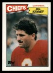 1987 Topps #161  Bill Kenney  Front Thumbnail