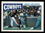 1987 Topps #260   -  Tony Dorsett / Herschel Walker / Michael Downs / Jim Jeffcoat / Eugene Lockhart Cowboys Leaders Front Thumbnail