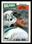 1987 Topps #246  Doug Betters  Front Thumbnail