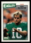 1987 Topps #300  John Teltschik  Front Thumbnail