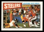 1987 Topps #283   Steelers Leaders Front Thumbnail