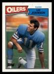 1987 Topps #311  Lee Johnson  Front Thumbnail