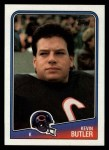 1988 Topps #75  Kevin Butler  Front Thumbnail