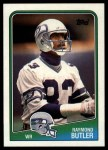 1988 Topps #136  Raymond Butler  Front Thumbnail