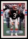 1989 Topps #39  Jim Breech  Front Thumbnail