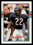 1989 Topps #73  Dave Duerson  Front Thumbnail