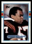 1989 Topps #36  Reggie Williams  Front Thumbnail