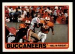 1989 Topps #325   Buccaneers Leaders Front Thumbnail