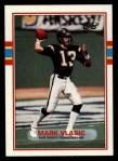 1989 Topps #311  Mark Vlasic  Front Thumbnail