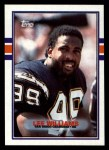 1989 Topps #304  Lee Williams  Front Thumbnail