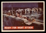 1956 Topps Davy Crockett #56   Ready for Night Attack  Front Thumbnail