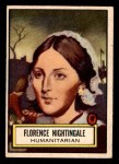 1952 Topps Look 'N See #111  Florence Nightingale  Front Thumbnail