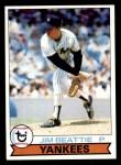 1979 Topps #179  Jim Beattie  Front Thumbnail