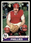 1979 Topps #161  Barry Foote  Front Thumbnail