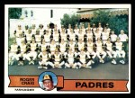 1979 Topps #479   -  Roger Craig  Padres Team Checklist Front Thumbnail