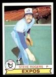 1979 Topps #235  Steve Rogers  Front Thumbnail