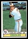 1979 Topps #568  Carlos Lopez  Front Thumbnail