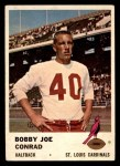 1961 Fleer #22  Bobby Joe Conrad  Front Thumbnail