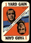 1971 Topps Game #44  Ken Avery  Front Thumbnail