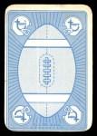 1971 Topps Game #46  Larry Wilson  Back Thumbnail