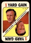 1971 Topps Game #46  Larry Wilson  Front Thumbnail