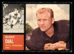 1962 Topps #130  Buddy Dial  Front Thumbnail