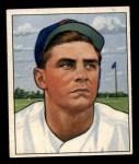 1950 Bowman #62  Ted Kluszewski  Front Thumbnail